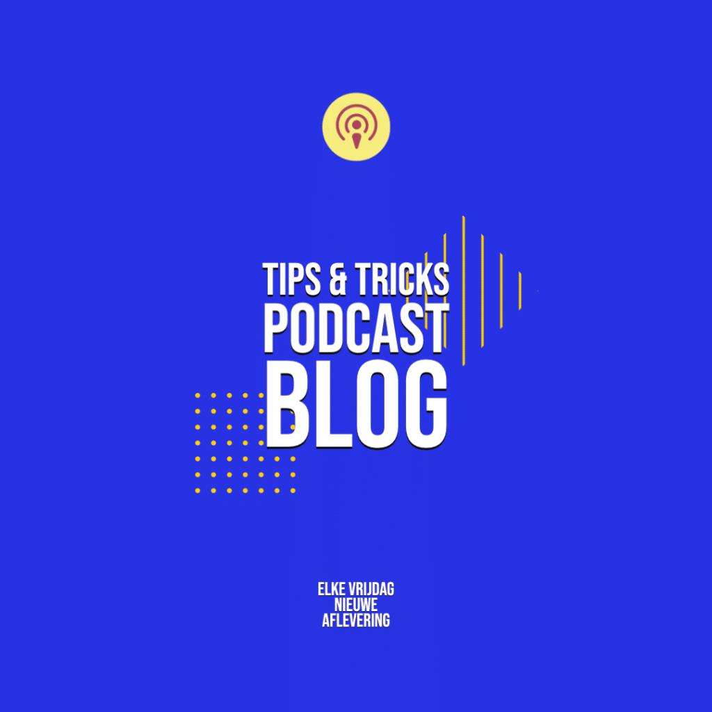 Hoe maak je een podcast?